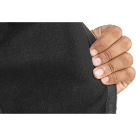 Castelli Milano Veste polaire zippée Homme, melange light black